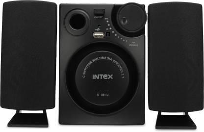 Intex IT 881U 16 W Laptop/Desktop Speaker