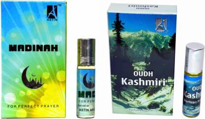 ASTIN Madinah and Kashmiri Oudh UAE Edition Perfume  -  12 ml