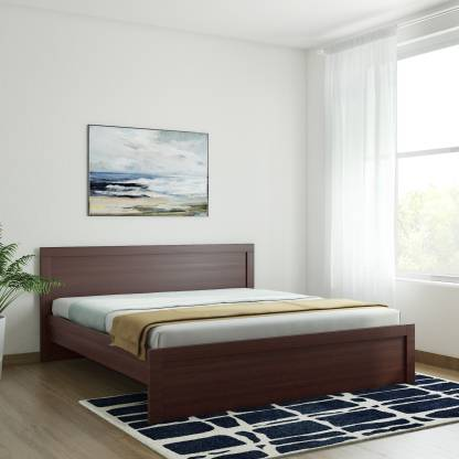 Hometown Dazzle without Storage Engineered Wood King Bed