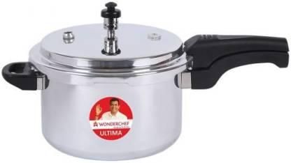 WONDERCHEF Ultima 5 Ltr Outer Lid 5 L Induction Bottom Pressure Cooker