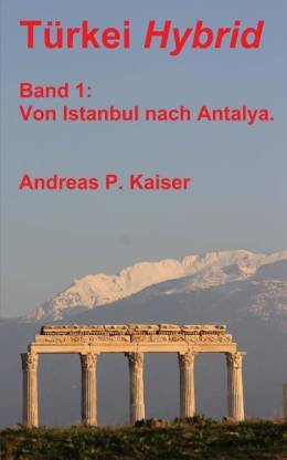 Im Bus von Istanbul nach Antalya.