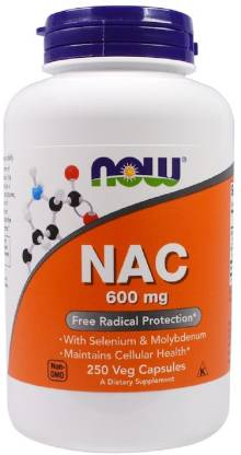 What Is NAC Supplement » Side Effects, benefits
