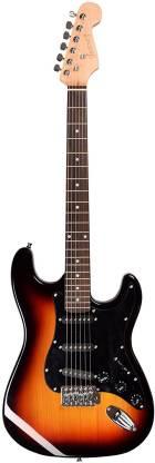 Juarez JRZ-ST01-3TS Electric Guitar Electro-acoustic Guitar