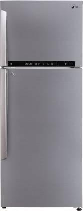 LG 471 L Frost Free Double Door 2 Star Convertible Refrigerator