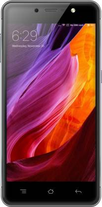 Celkon Cliq 2 (Black&Grey, 32 GB)  (3 GB RAM)