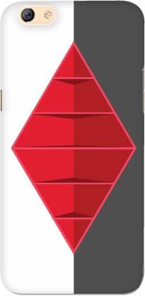 Chakri-The Spinning Art Back Cover for Oppo F3
