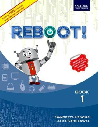 REBOOT! (CISCE EDITION) BOOK 1