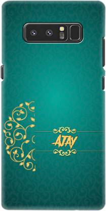 CLASSY CASUALS Back Cover for Samsung Galaxy Note 8