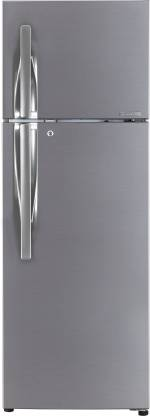 LG 284 L Frost Free Double Door 2 Star Convertible Refrigerator