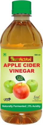 NutrActive Filtered Apple Cider Vinegar Vinegar