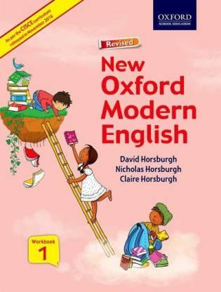 CISCE New Oxford Modern English Workbook Class I