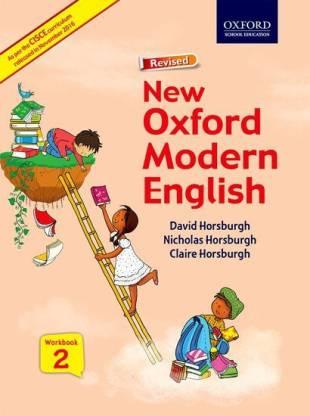 CISCE New Oxford Modern English Workbook Class II