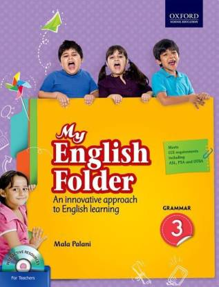 My English Folder Work Class III