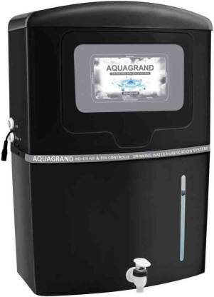 Aquagrand Plus 14 Stage RO+UV+UF & TDS Manager 12 L RO + UV + UF + TDS Water Purifier