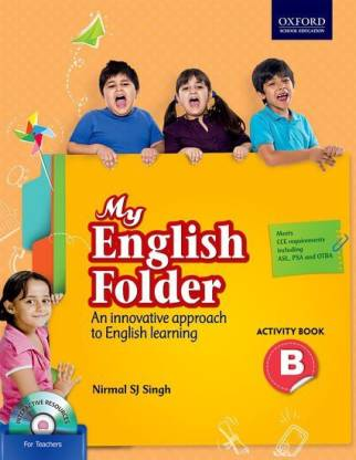 My English Folder Activity Book B