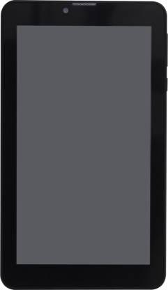 iball Slide Iris Drishti 1 GB RAM 8 GB ROM 7.0 inch with Wi-Fi+3G Tablet (Rugged Black)