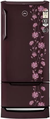 Godrej 225 L Direct Cool Single Door 4 Star (2019) Refrigerator with Base Drawer