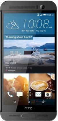HTC One M9+ (Gunmetal Grey, 16 GB)