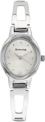 SONATA 8085SM02 Pankh Analog Watch - For Women