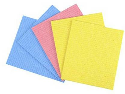 Indeavour Kitchen Cleaning Sponge Wipes Dry Sponge Cleaning Cloth Price In India Buy Indeavour Kitchen Cleaning Sponge Wipes Dry Sponge Cleaning Cloth Online At Flipkart Com