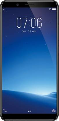 ViVO Y71i (Matte Black, 16 GB)