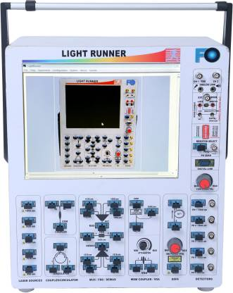 Fiber Optika LRPM18005 Computer Based Oscilloscope