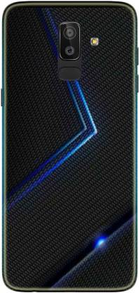 FashionCraft Back Cover for Samsung Galaxy J8 (2018)