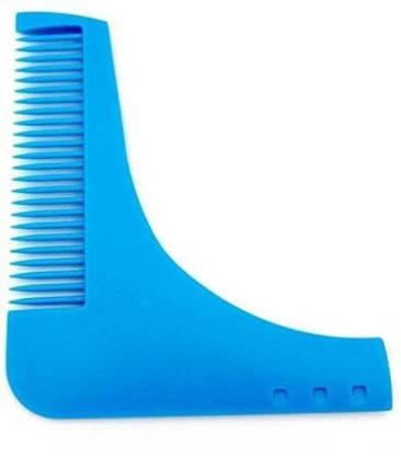JAMPAK beard comb-blue