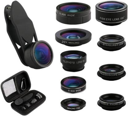 Platiro PL-901 Mobile Phone Lens