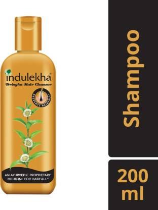 Indulekha Bringha Anti Hairfall Cleanser Shampoo (200 ml)