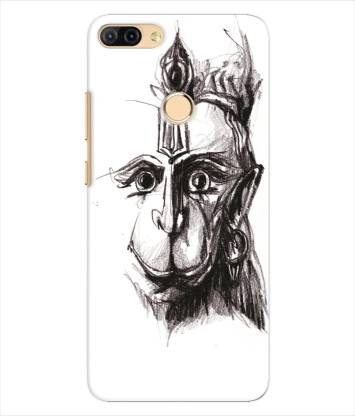 Inktree Back Cover for Infinix Hot 6 Pro