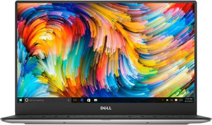 DELL XPS 13 Core i5 7th Gen - (8 GB/256 GB SSD/Windows 10 Home) 9360 Thin and Light Laptop