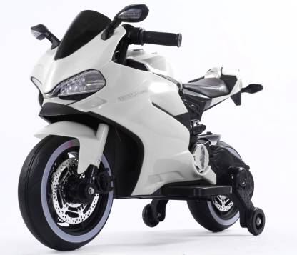 Toyhouse Ducati Panigale Rechargeable for kids (3 to 6yrs) Bike Battery Operated Ride On