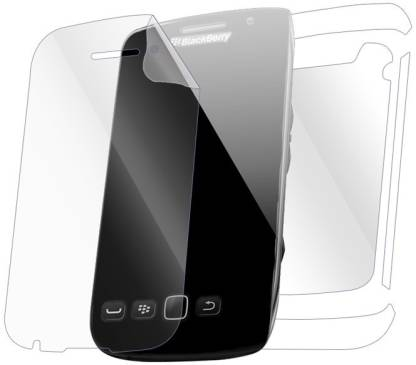 Snooky Front and Back Tempered Glass for Blackberry Torch 9860