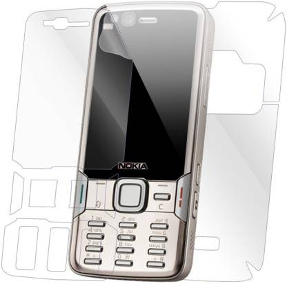 Snooky Front and Back Tempered Glass for Nokia N82