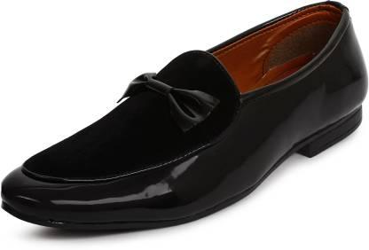 BUWCH Formal Shoe For Men & Boys Slip On For Men