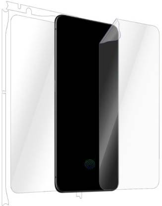 Snooky Front and Back Screen Guard for Vivo NEX S