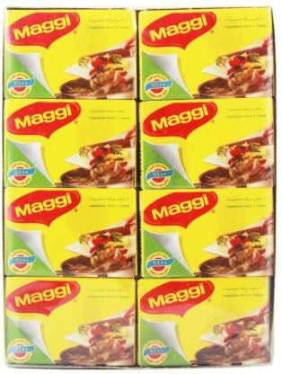 Maggi Veg Stock Cubes 24 x 2 tablets (Imported)