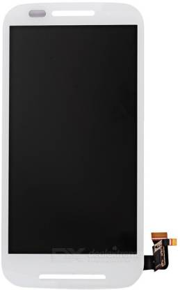 Bs Spy Display Screen forMotoWhite G4 Plus LCD 12.6 inch Replacement Screen