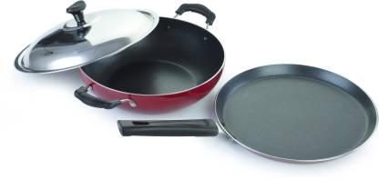 CRYSTAL Vivid Series Induction Bottom Cookware Set