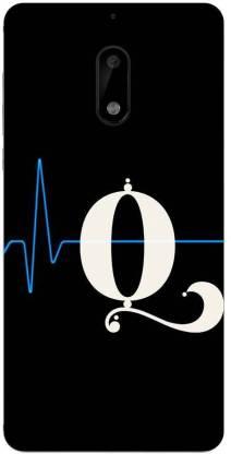 Kassy Back Cover for Nokia 6