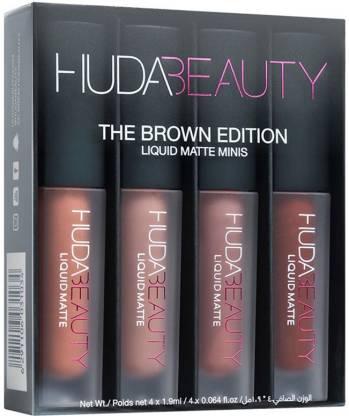 Huda Beauty LiquidMatte_BrownEditon