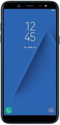 SAMSUNG Galaxy A6 (Blue, 64 GB)