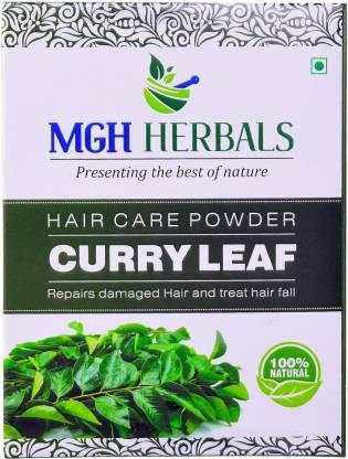 MGH Herbals Premium Quality Curry Leaf Powder 100gm