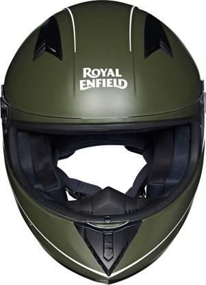 ROYAL ENFIELD FF Motorbike Helmet