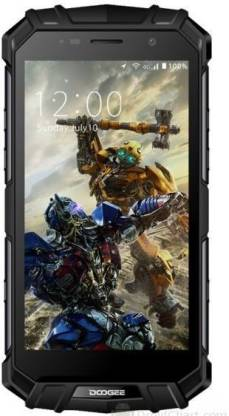 Doogee S60 (Black, 64 GB)