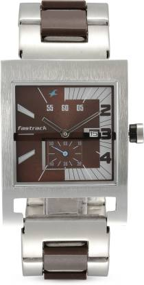 Fastrack NG1478SM02 Analog Watch - For Men