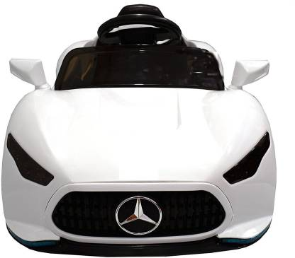 baybee Mercedes Benz A Class Battery Operated Single Motor Ride On Car MP3 + USB Player Car Battery Operated Ride On