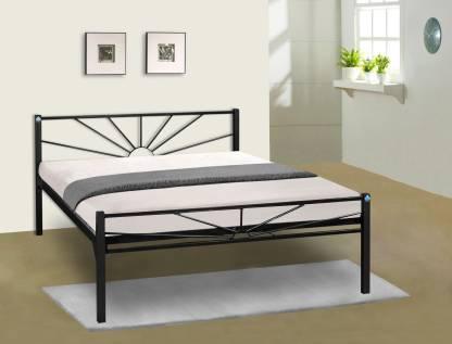 Delite Kom Metal Queen Bed