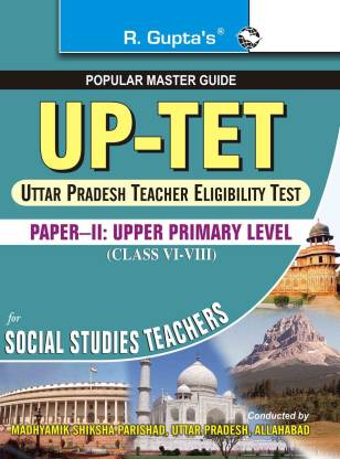 Up-Tetpaper-II Upper Primary Level for Social Studies Teachers Guide